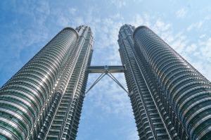 Les Tours Pétronas - Malaisie