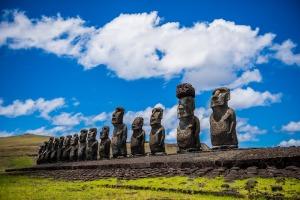 Ahu Tahai - îles de Pâques