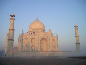 Le Taj Mahal - Inde
